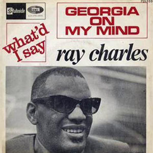 Copertina: Georgia on My Mind