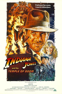 Cartaz: Indiana Jones e il tempio maledetto