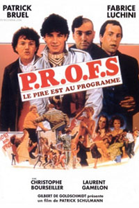 P.R.O.F.S Poster