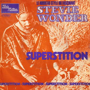 Capa: Superstition