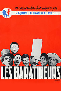 Les Baratineurs Poster