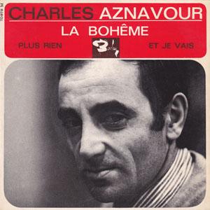 La Bohème Cover