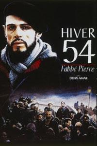 Cartaz: Hiver 54, l'abbé Pierre