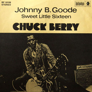 Copertina: Johnny B. Goode