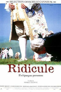 Cartaz: Ridicule