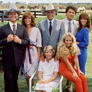Image result for victoria principal dallas first season
