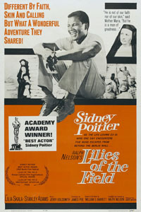 Lilies of the Field Poster