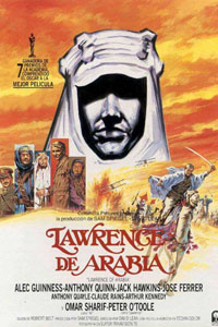 Cartaz: Lawrence da Arábia