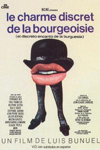 Cartaz: O Discreto Charme da Burguesia