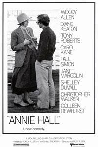 Annie Hall Poster