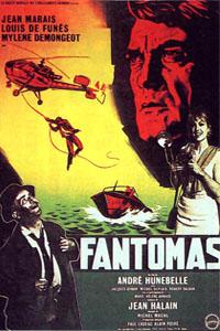 Cartaz: Fantomas