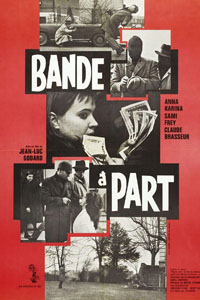 Cartaz: Bande à part