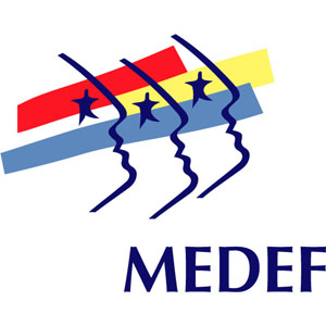 Presidente do Medef