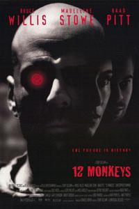Affiche L'Armée des douze singes