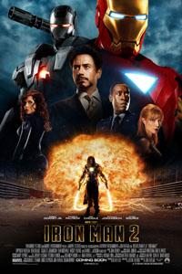 Cartaz: Homem de Ferro 2
