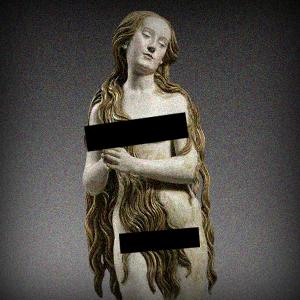 Hacked: Porcelain Black Nude